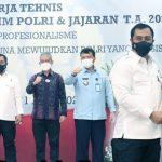 Kepala BNN RI Terima Penghargaan Piagam Kehormatan Bareskrim Polri