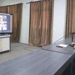 Bupati Sigi Hadiri Dies Natalis Fisip Secara Virtual
