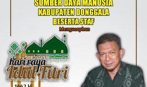 Badan Kepegawaian Dan Pengembangan Sumber Daya Manusia Kabupaten Donggala