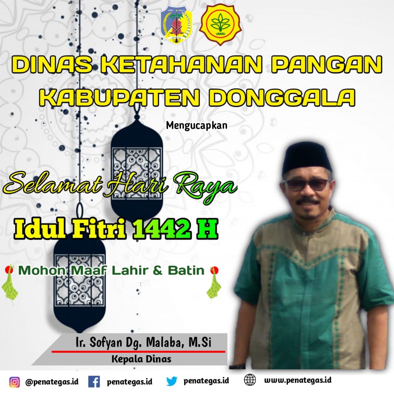 Dinas Ketahanan Pangan Kabupaten Donggala
