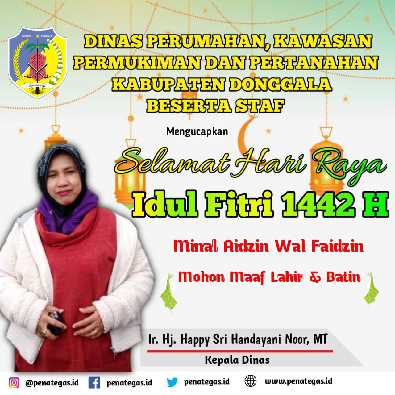Dinas Perumahan, Kawasan Permukiman Dan Pertanahan Kabupaten Donggala