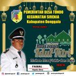 Pemerintah Desa Tondo Kecamatan Sirenja Kabupaten Donggala