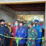 Bupati Donggala Resmikan Gedung Evakuasi Warga