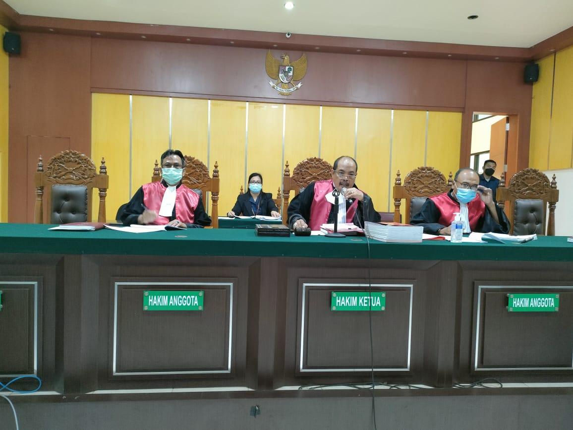 Mantan Bendahara KPU Donggala Vonis 8 Tahun Penjara