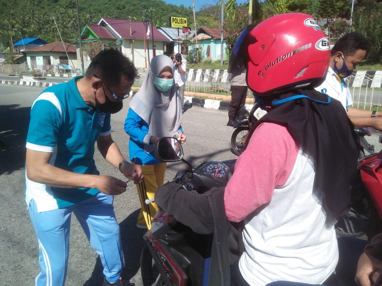 Pra HANI 2021, BNN Kabupaten Donggala Sosialisasikan BOSS