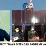 Official Gerilia Gelar Stand Up Comedy Online
