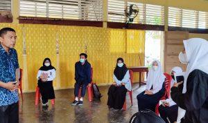 Informasi edukasi melalui dialog interaktif remaja teman sebaya telah masuk dalam tahap IX (Sembilan).