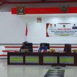 RPJMD Donggala Tahun 2019-2023 di Evaluasi