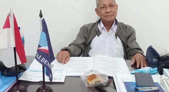 Siap Gelar Muscab, BPOKK Demokrat Sulteng Konsultasi ke Pusat
