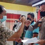 BNN Donggala Berikan Pin dan Sertifikat Perserta Workshop